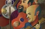 The Chapmans Bluegrass band